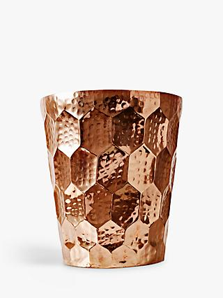 Tom Dixon Hex Champagne Bucket, Copper