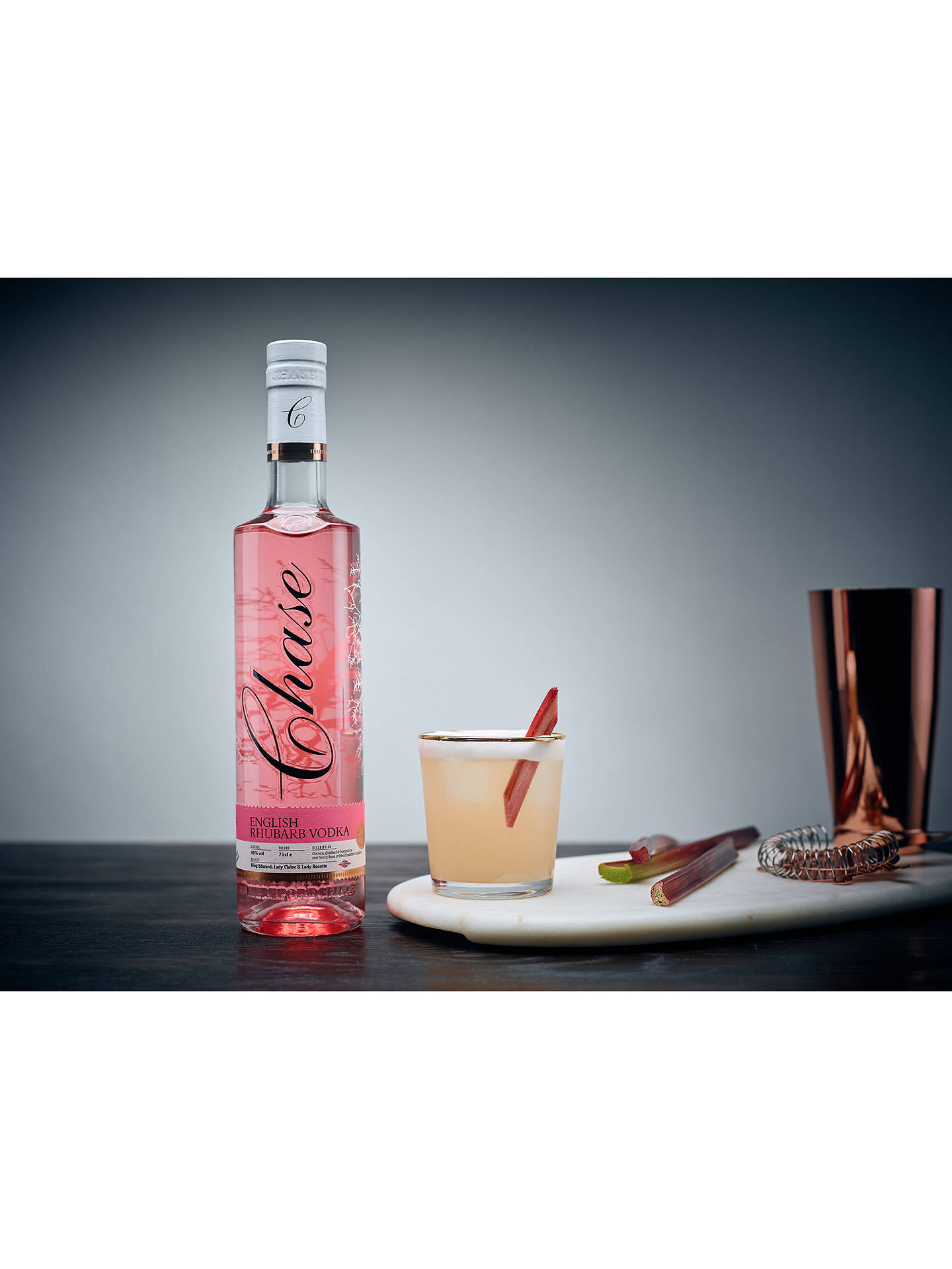 Buy Chase Rhubarb Vodka, 70cl Online at johnlewis.com