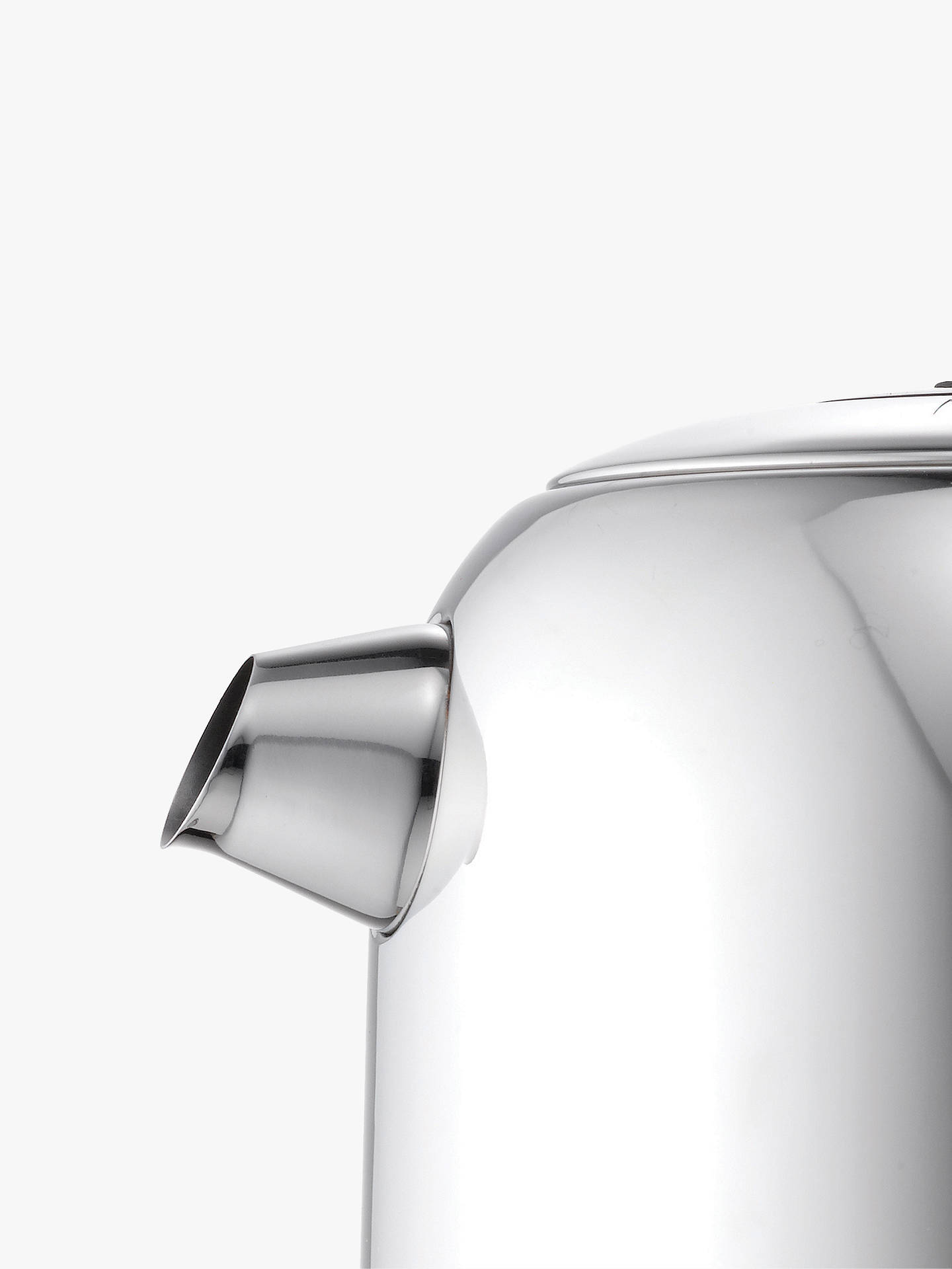 BuyDualit Classic Kettle, Polished Stainless Steel Online at johnlewis.com