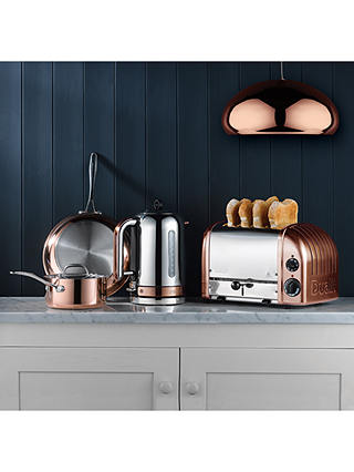 Buy Dualit Classic Kettle, Copper Online at johnlewis.com