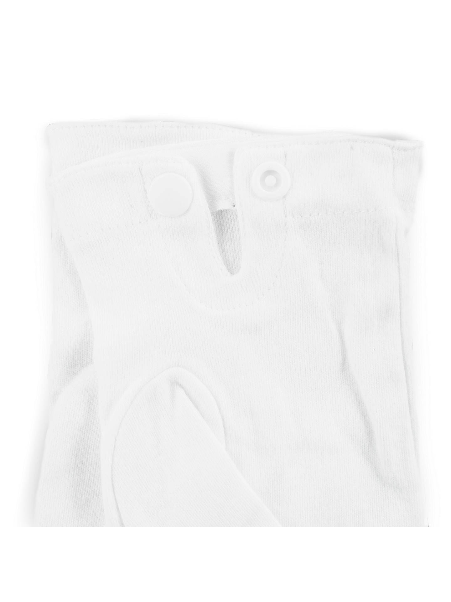 Buy John Lewis & Partners Cotton Dress Gloves, One Size, White Online at johnlewis.com