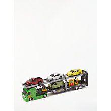 Buy John Lewis Car Transporter Online at johnlewis.com