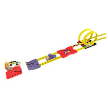 Buy John Lewis 2-Track Speedway Race Car Set Online at johnlewis.com