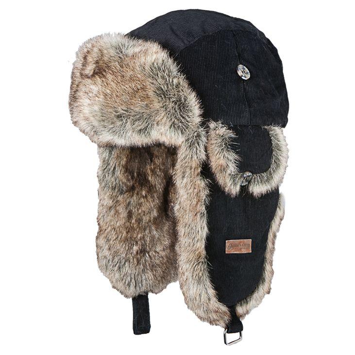 833b59cb648 Barts Faux Fur Rib Bomber Trapper Hat
