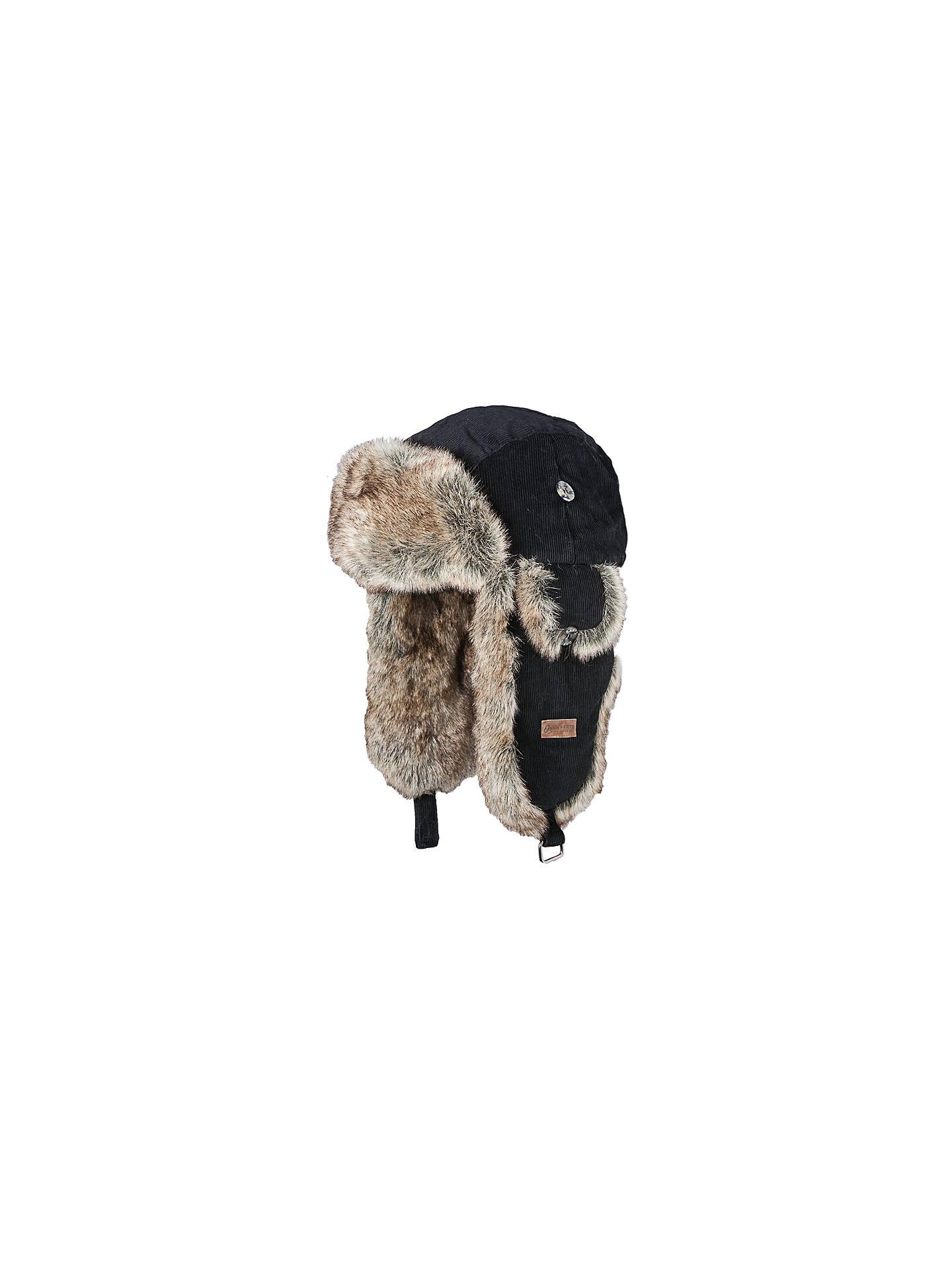 5ea2a5bb8c6 Buy Barts Faux Fur Rib Bomber Trapper Hat