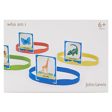 Buy John Lewis Zoo Who Am I? Game Online at johnlewis.com
