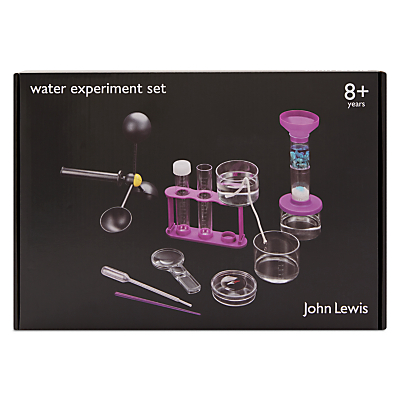 Image of John Lewis & Partners 12-in-1 Water Experiment Set