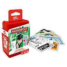 Buy Monopoly Deal Shuffle Card Game Online at johnlewis.com