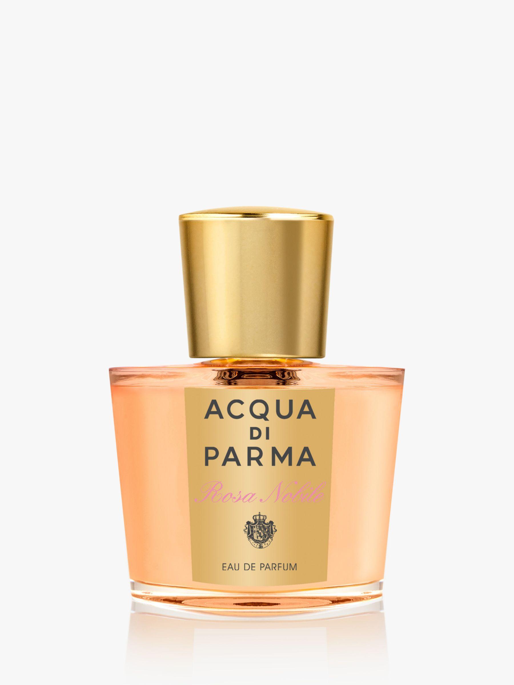 Acqua Di Parma Rosa Nobile Eau De Parfum At John Lewis Partners Spray Lili Air