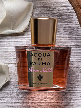 Buy Acqua di Parma Rosa Nobile Eau de Parfum, 100ml Online at johnlewis.com
