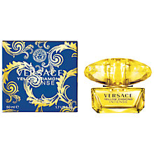 Buy Versace Yellow Diamond Intense Eau de Parfum Online at johnlewis.com