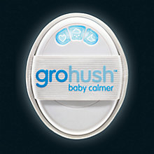 Buy Gro-Hush White Noise Baby Calmer Online at johnlewis.com