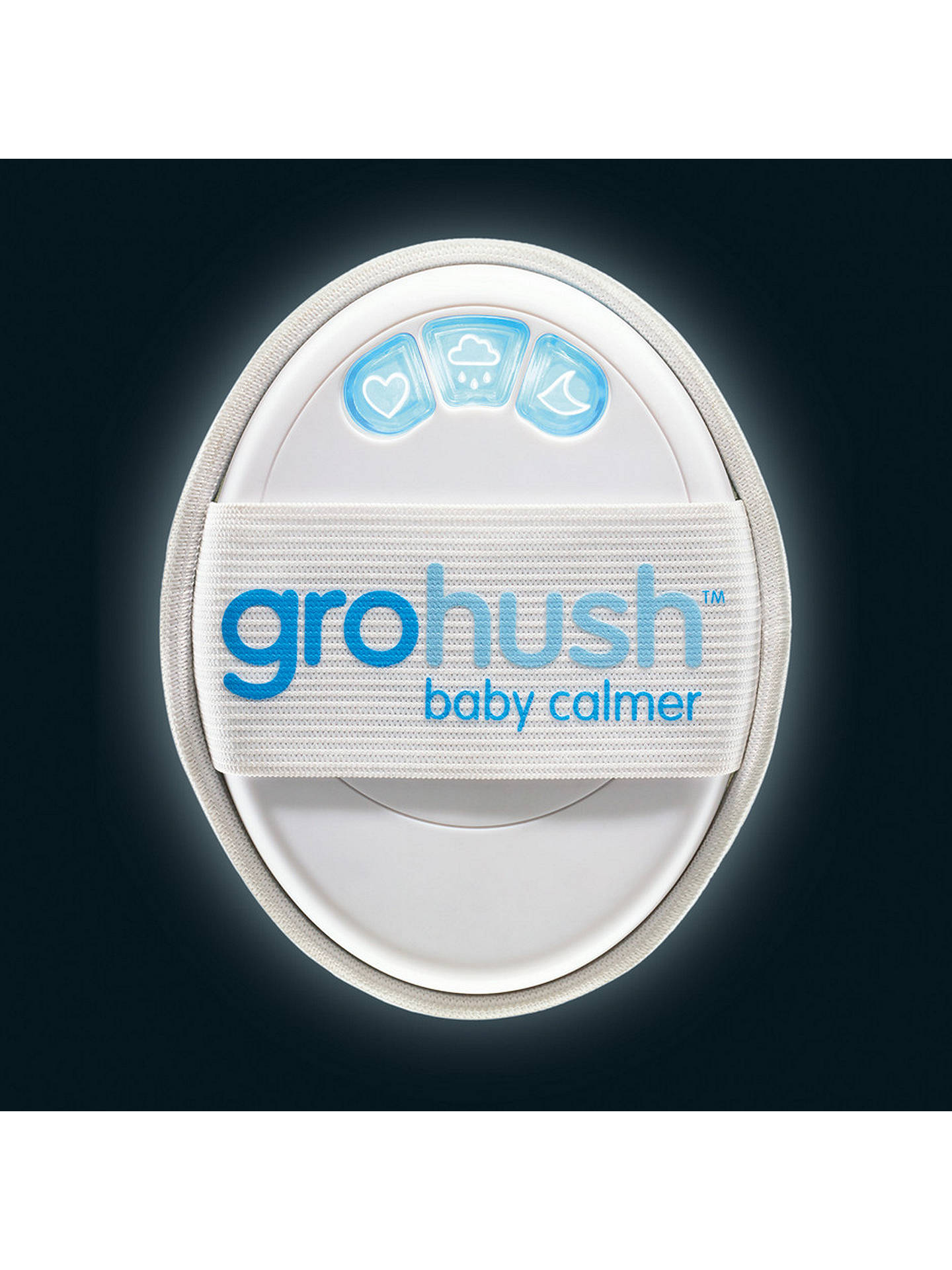 The Gro Company Grohush Portable White Noise Baby Calmer