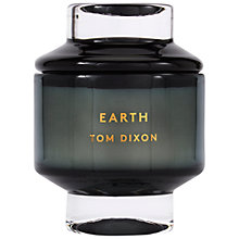 Buy Tom Dixon Earth Scented Candle, Large Online at johnlewis.com