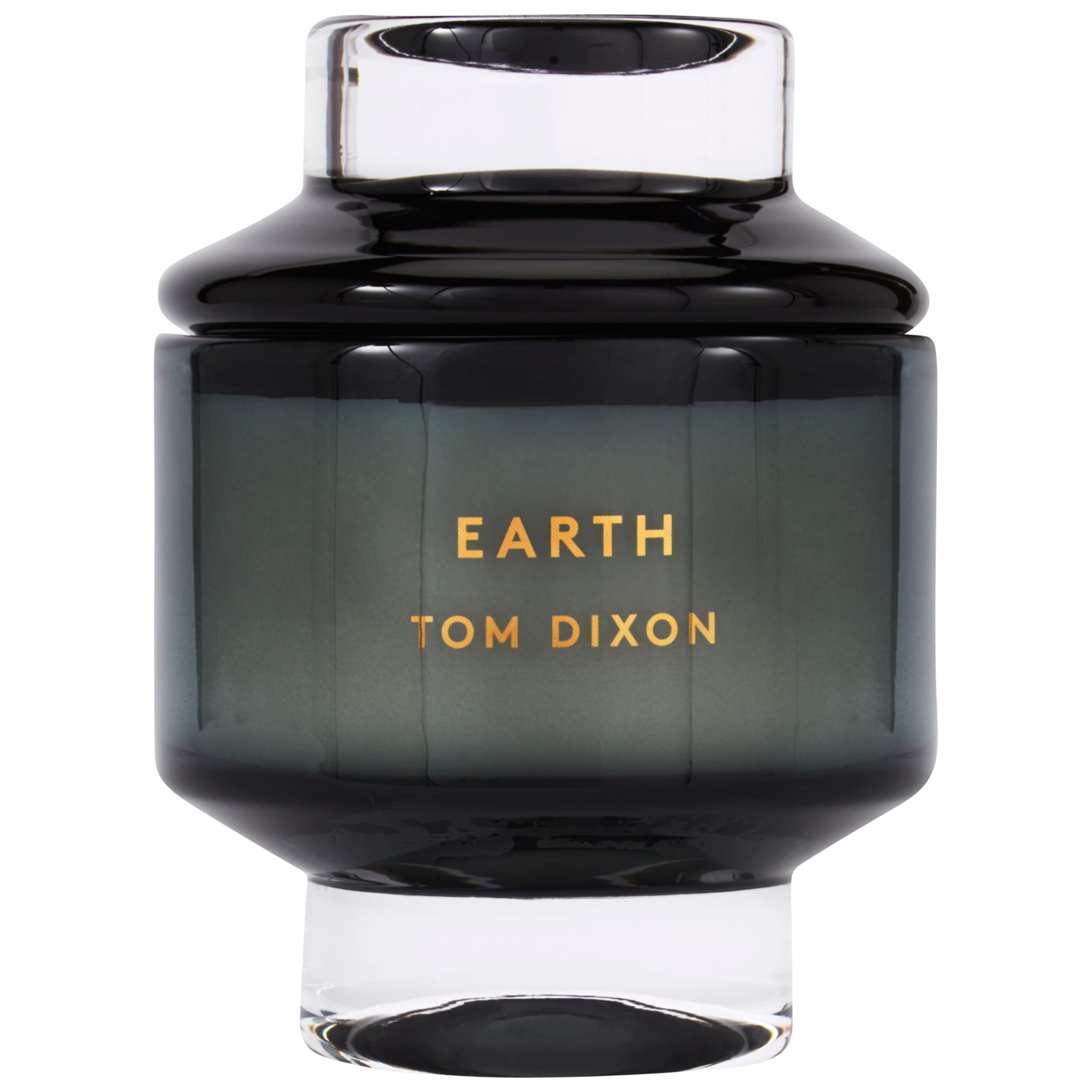 Tom Dixon Tom Dixon Earth Scented Candle, Large