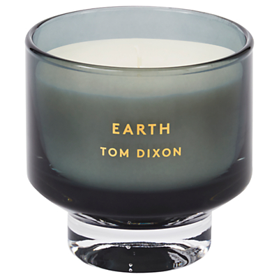 Tom Dixon Earth Scented Candle, Medium