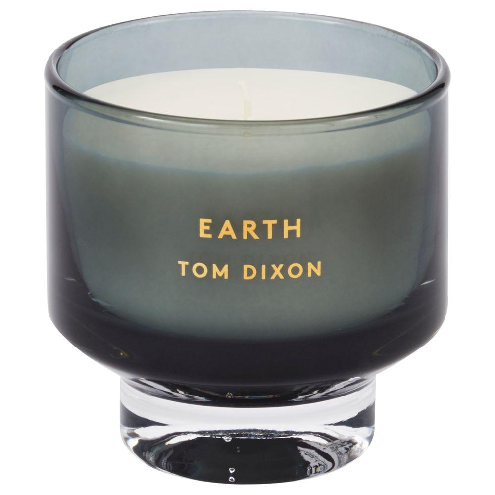 Tom Dixon Tom Dixon Earth Scented Candle, Medium