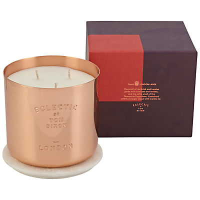 Tom Dixon London Scented Candle, Large