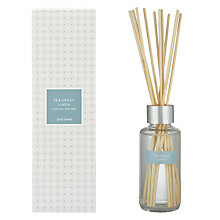 Buy John Lewis Seagrass Linen Scented Diffuser, 100ml Online at johnlewis.com