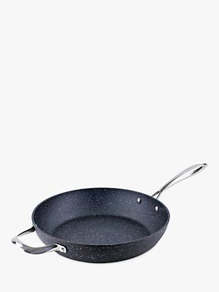 Eaziglide Neverstick2 Non-Stick Open Frying Pan, 30cm