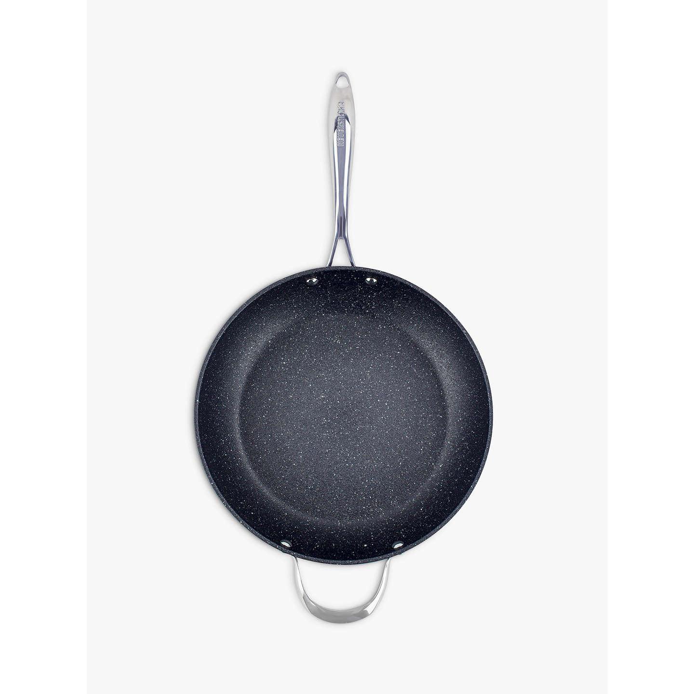 Eaziglide Neverstick2 Open 30cm Frying Pan At John Lewis