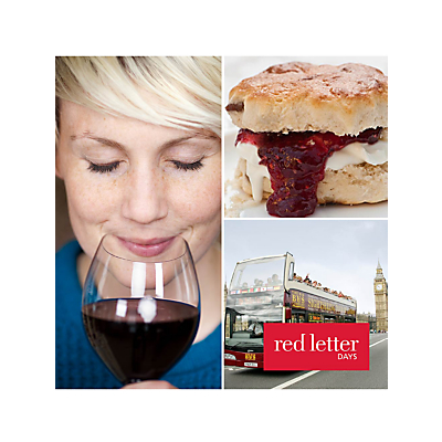 Red Letter Days £30 Gift Experience Card