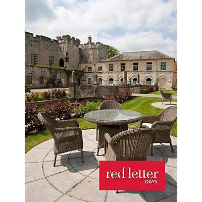 Red Letter Days Castle Escape For Two