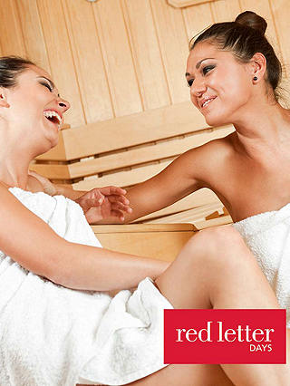 Buy Red Letter Days Spa Day for Two Online at johnlewis.com