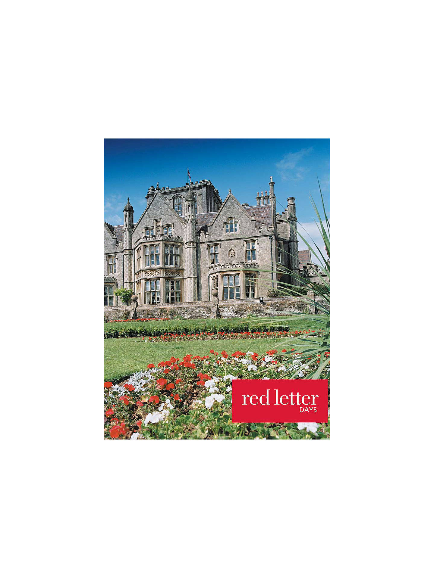 BuyRed Letter Days Cotswold Escape For Two Online at johnlewis.com