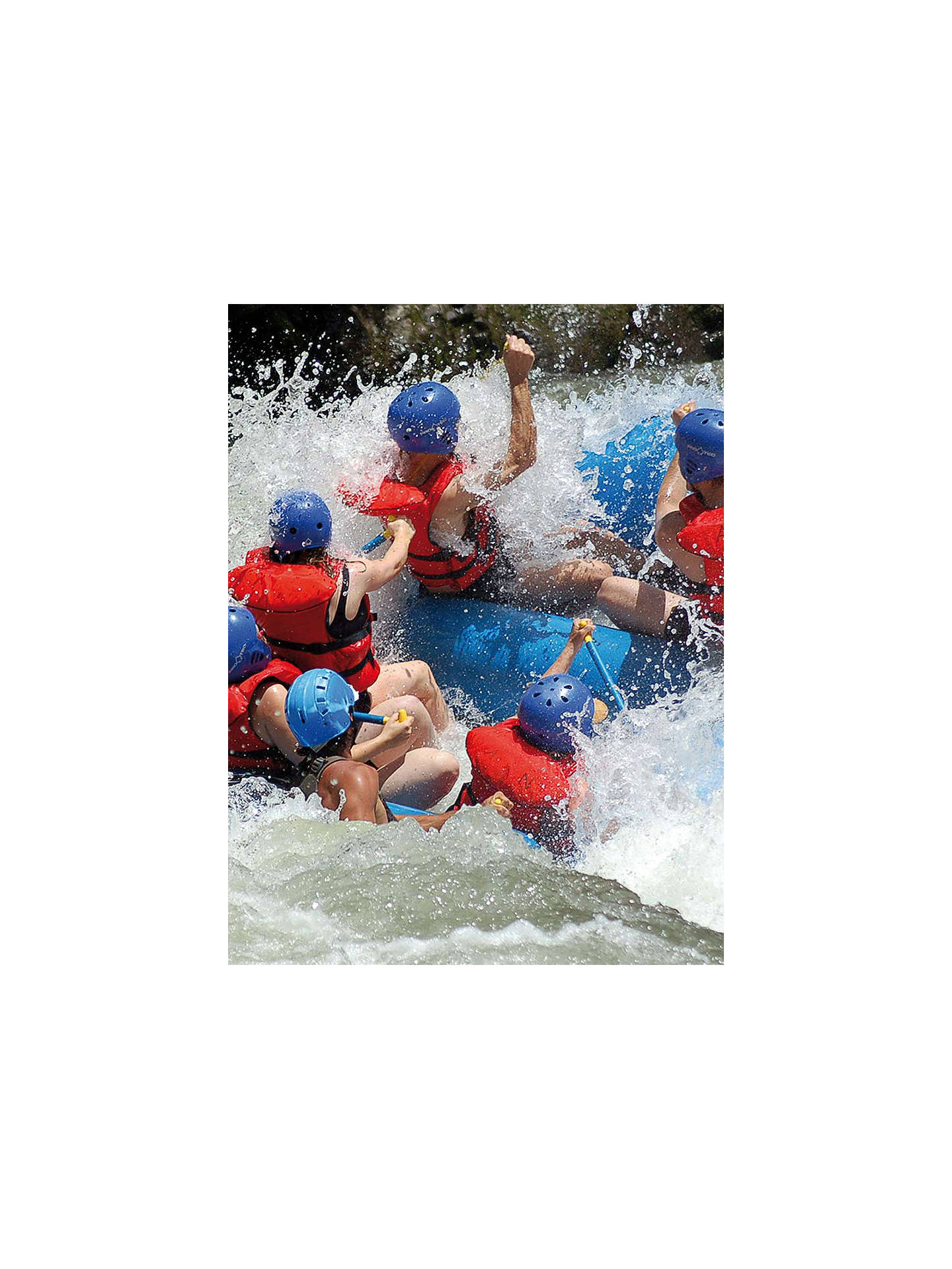 Buy Red Letter Days White Water Rafting for Two Online at johnlewis.com