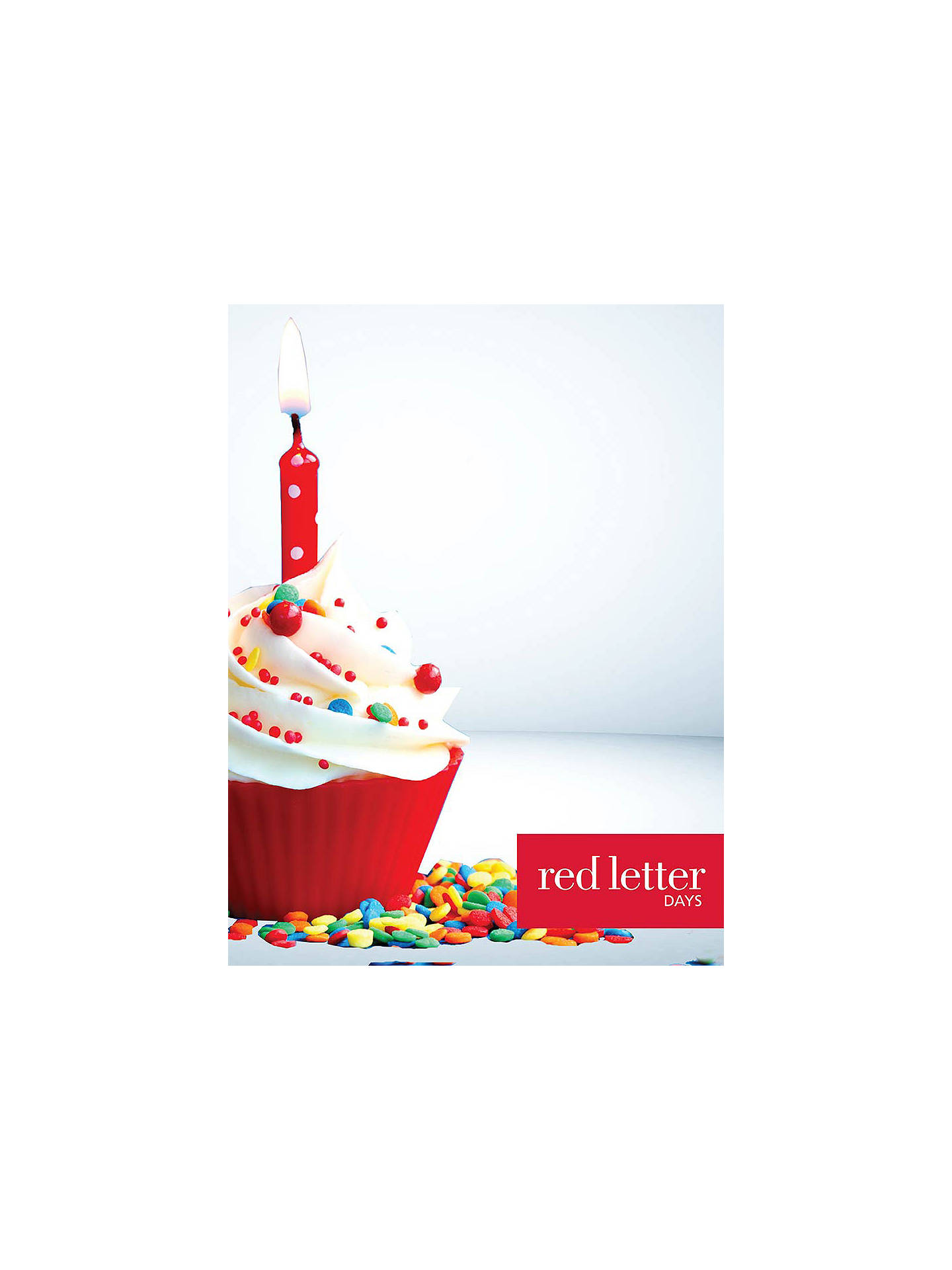 Red Letter Days Happy Birthday 100 Gift Card At John Lewis Partners