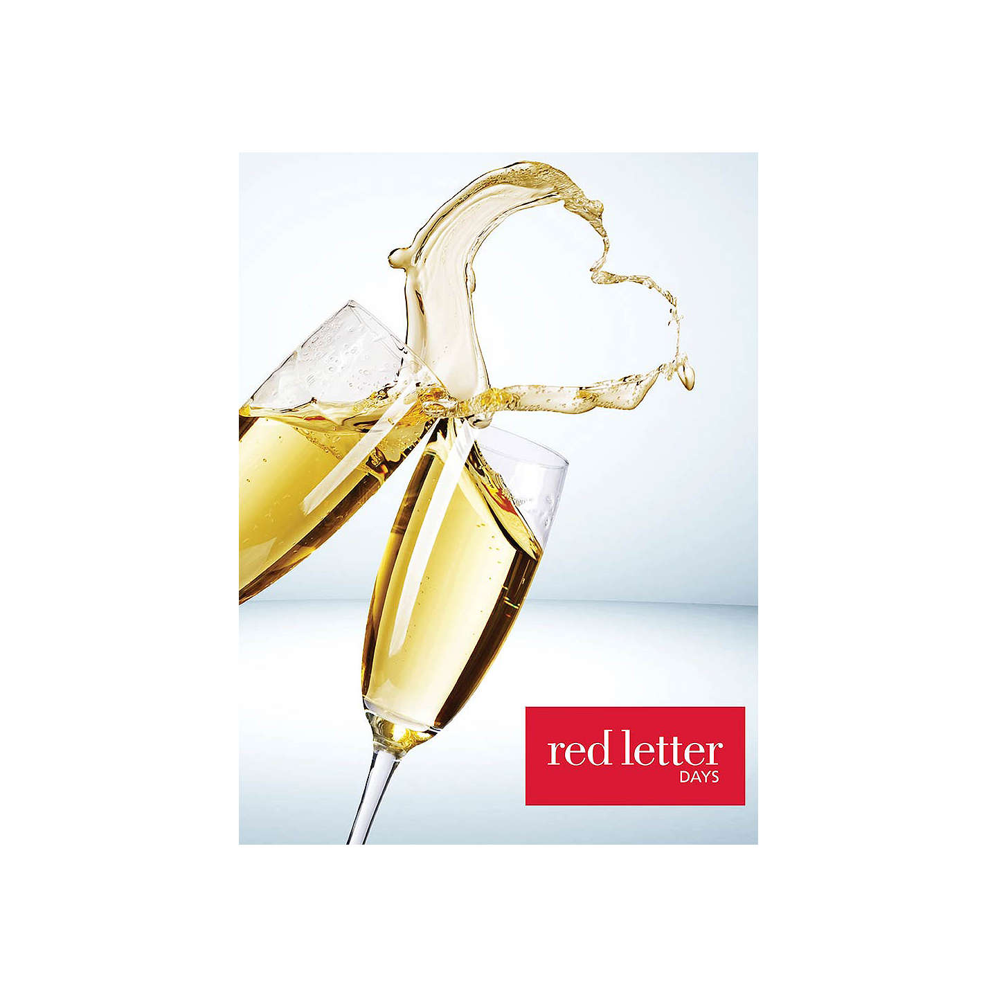 John Lewis Gift List Wedding: Red Letter Days Congratulations Wedding £100 Gift Card At