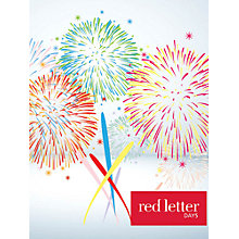 Buy Red Letter Days Congratulations £75 Gift Card Online at johnlewis.com