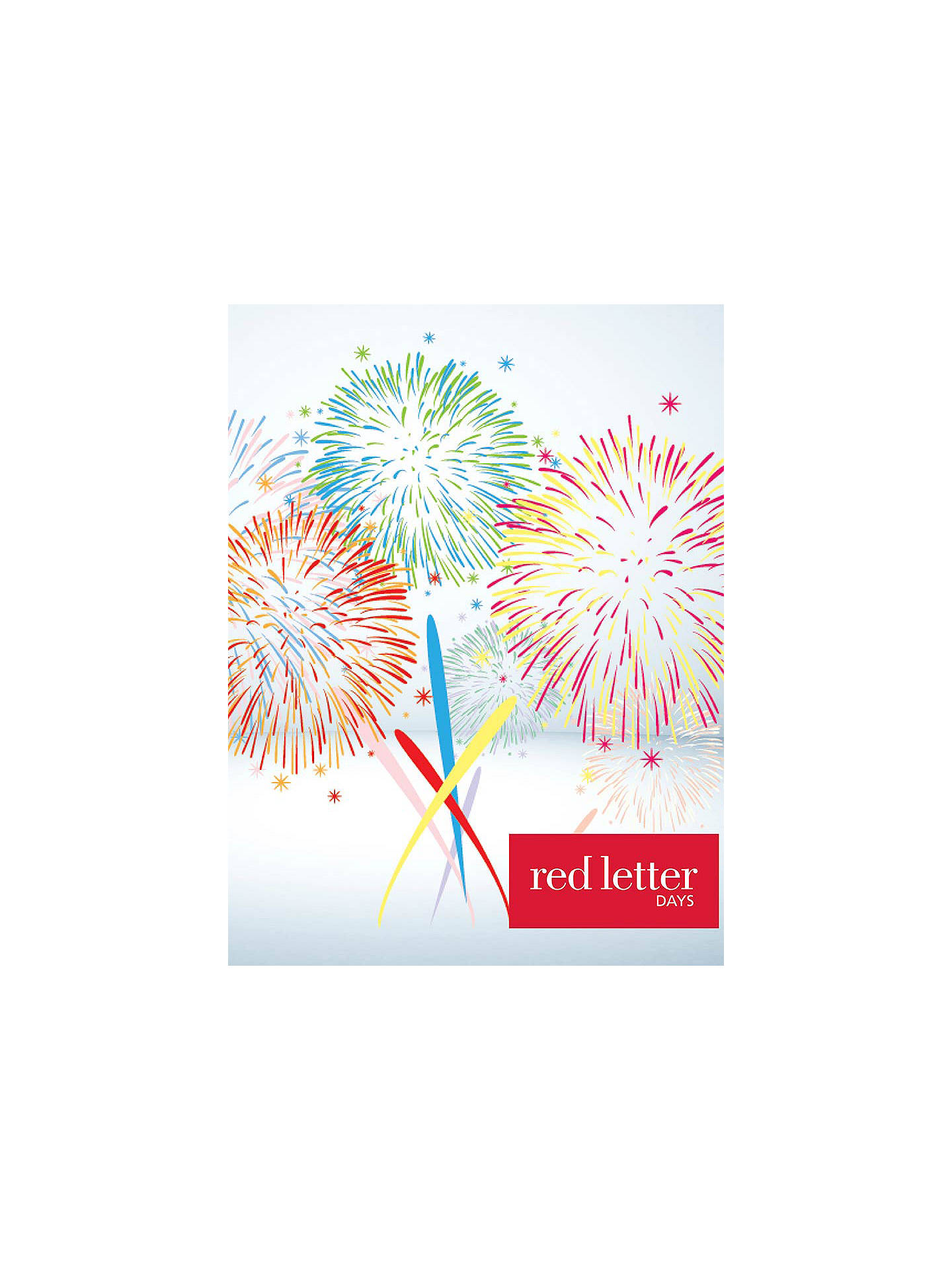 BuyRed Letter Days Congratulations £75 Gift Card Online at johnlewis.com