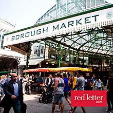 Buy Red Letter Days A Taste of Borough Market for 2 with Celia Brooks Online at johnlewis.com