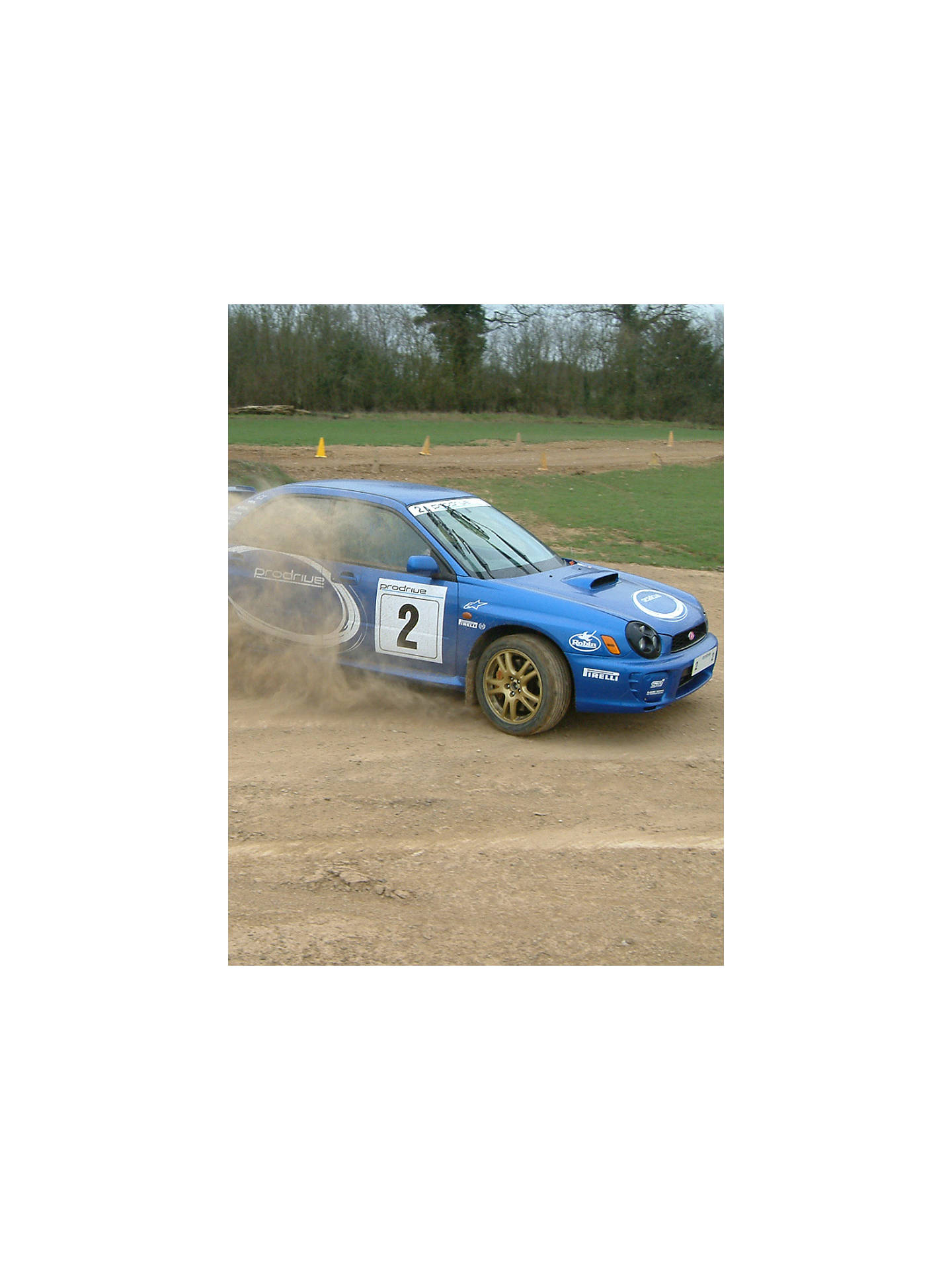 Buy Red Letter Days Rally Driving Experience Online at johnlewis.com
