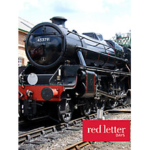 Buy Red Letter Days Family Steam Trip Online at johnlewis.com
