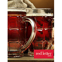 Buy Red Letter Days Brewer For The Day With Beer Tasting Online at johnlewis.com