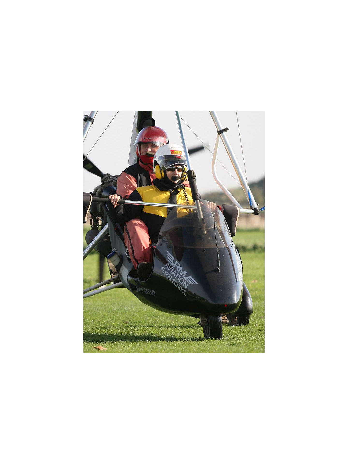 BuyRed Letter Days Microlight Flying Online at johnlewis.com