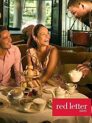 Buy Red Letter Days Champagne Afternoon Tea for Two Online at johnlewis.com
