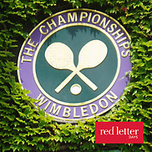 Buy Red Letter Days Wimbledon Tour Day with Lunch Online at johnlewis.com