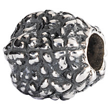 Buy Trollbeads Stirling Silver Tears Of Shiva Charm Online at johnlewis.com