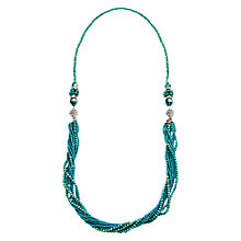 Buy Martick 3-Way Murano Crystal Bead Necklace Online at johnlewis.com