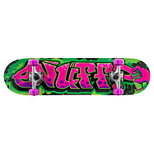 Buy Enuff Graffiti Skateboard Online at johnlewis.com
