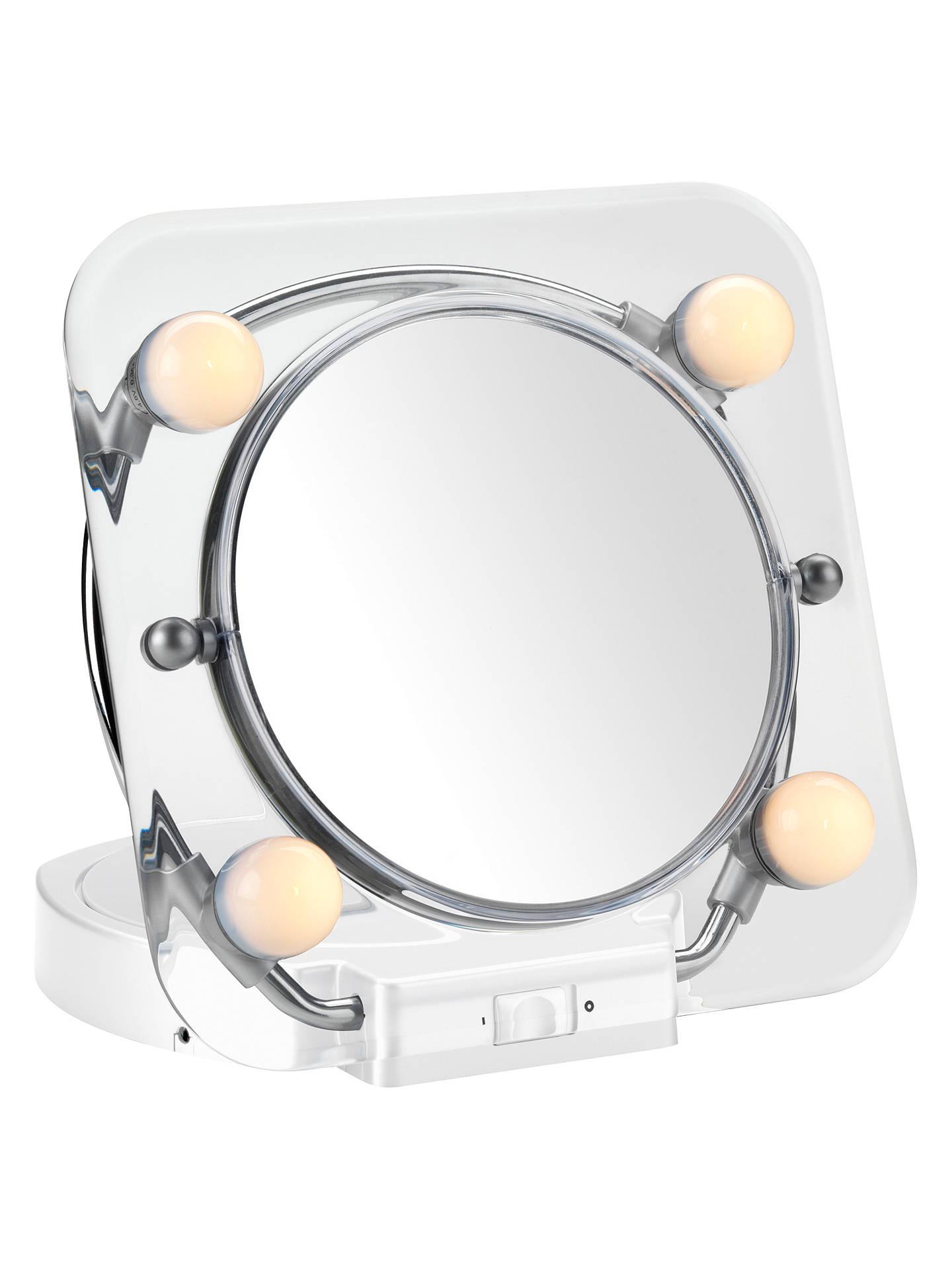 Light Bulb For Revlon Makeup Mirror, How To Replace Bulb In Revlon Makeup Mirror