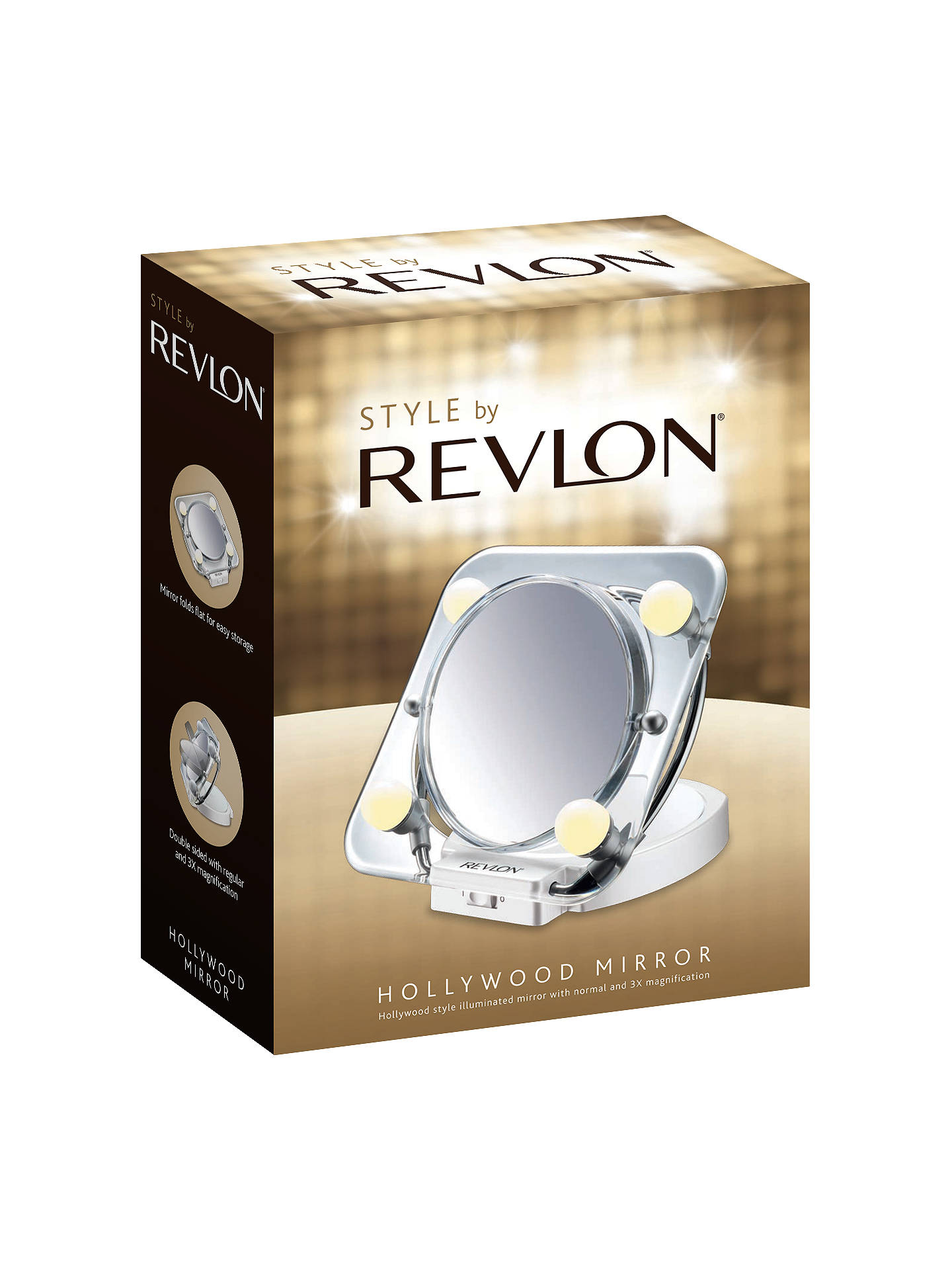 Revlon Hollywood Mirror At John Lewis Amp Partners