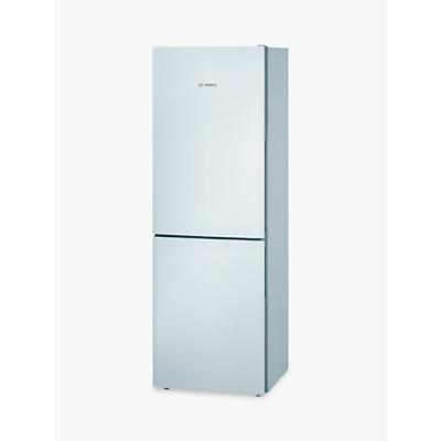 Bosch Classixx KGV33XW30G Fridge Freezer, A++ Energy Rating, 60cm Wide, White