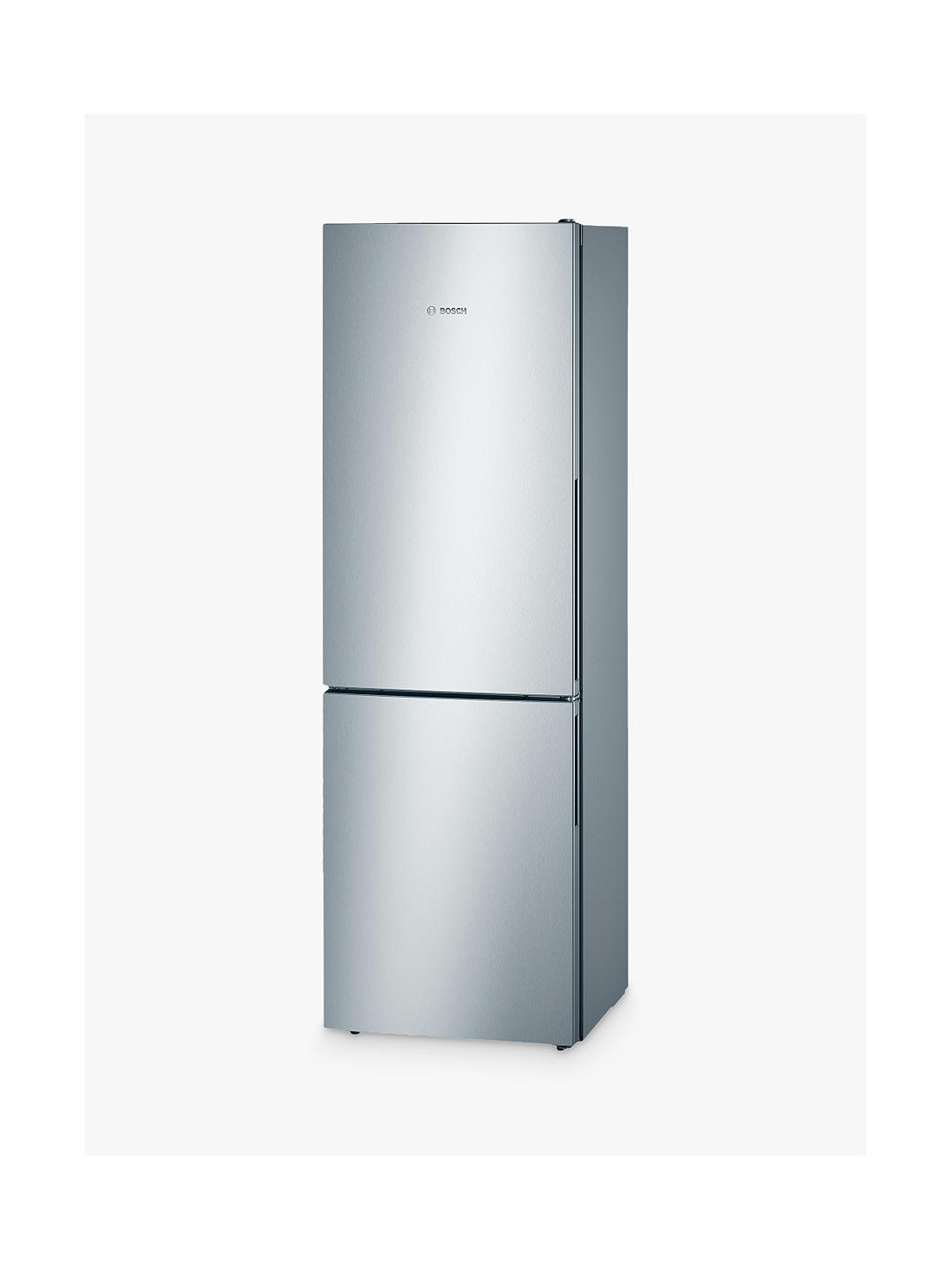 Buy Bosch KGV36VL32G Freestanding 60/40 Fridge Freezer, A++ Energy Rating, 60cm Wide, Stainless Steel Look Online at johnlewis.com