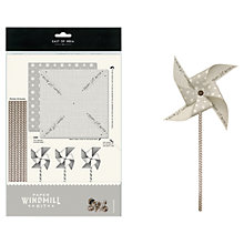 Buy East of India 'Happy Ever After' Windmill, 28cm Online at johnlewis.com