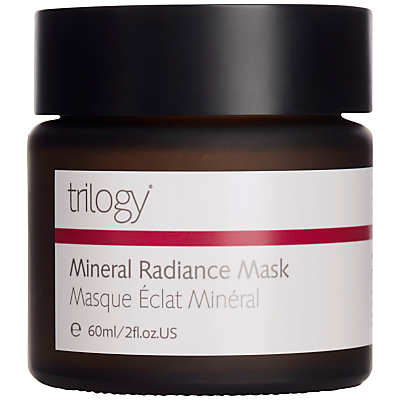 Product photo of Trilogy mineral radiance mask 60ml